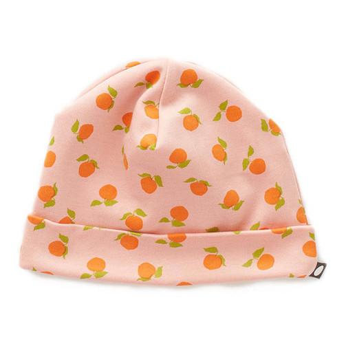 Oeuf Beanie, Pink Clementines