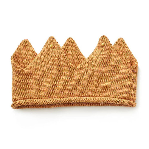 Oeuf Crown, Gold