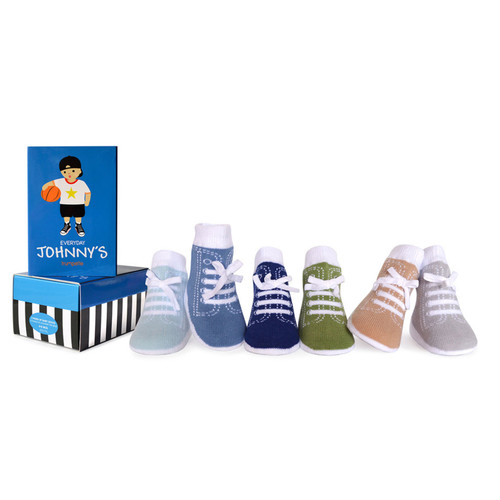 Socks Six Pack, Everyday Johnny's