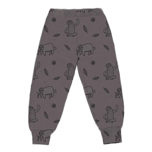 Sloth Bubble Pant, Slate