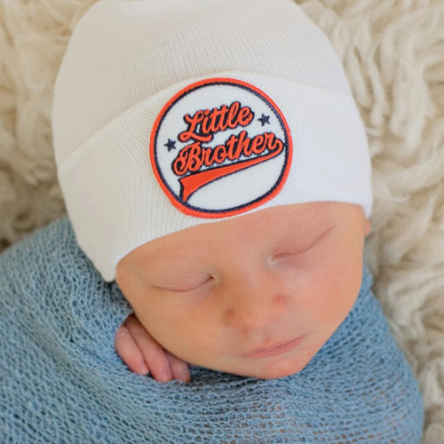Newborn Hat, All Star Little Brother