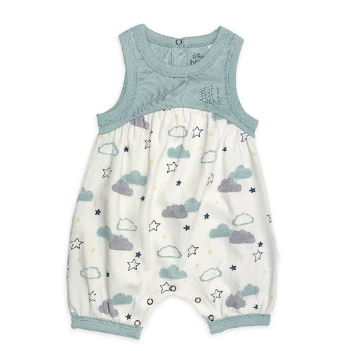 Tank Romper, Clouds