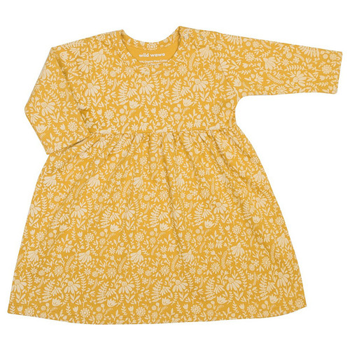 Ella Dress, Goldenrod