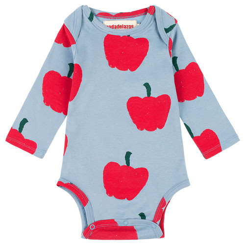 Bodysuit, Red Peppers