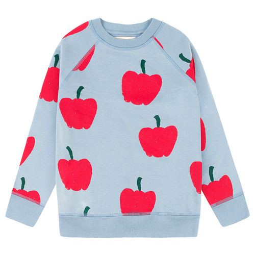 Sweatshirt, Red Peppers