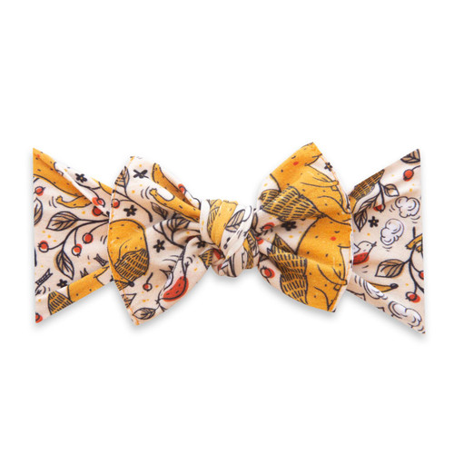 Knot Bow, Foxy