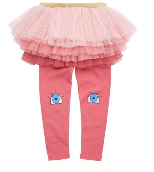 Rock Your Baby Doll Face Circus Tights