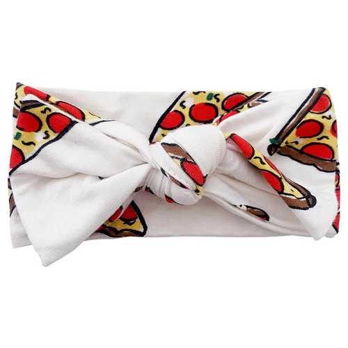 Knot Bow, Pizza