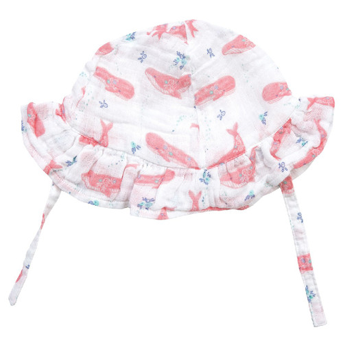 Sunhat, Pink Whales