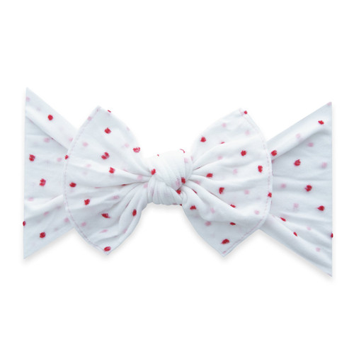 Shabby Knot Bow, Sweetie