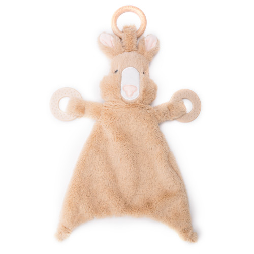 Ruthie Kangaroo Teething Lovey