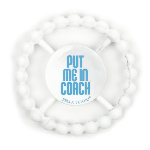 Marble Happy Teether, Put Me In Coach