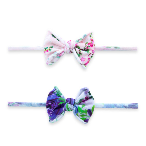 2-Pack Bow Set, It's A Girl!