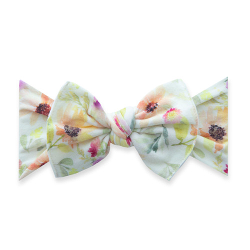 Knot Bow, June Bloom