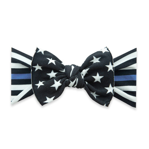 Knot Bow, Blue Line