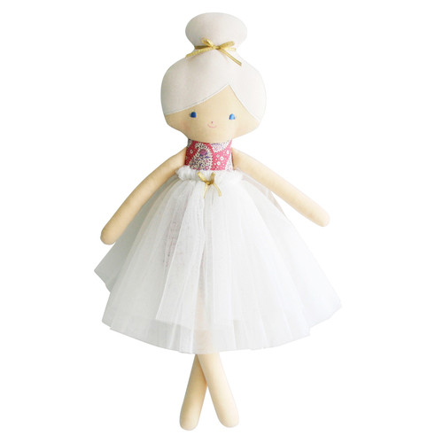Amelie Doll, Pink Paisley