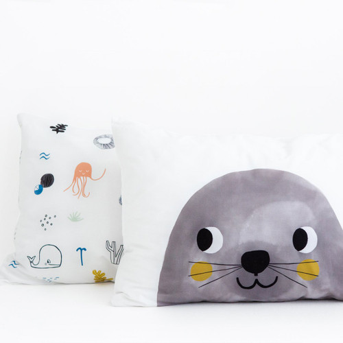2-Pack Pillowcases, Under the Sea