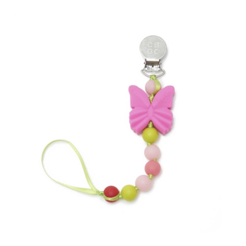 Pacifier Clip, Butterfly