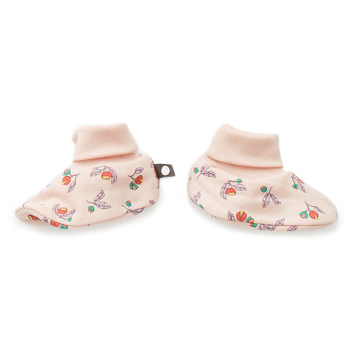 Oeuf Booties, Small Flowers