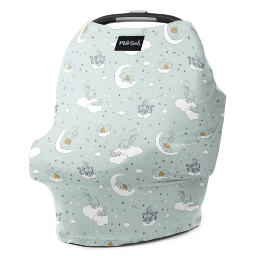 Milk Snob Car Seat Cover, Hundred Acre Dreams