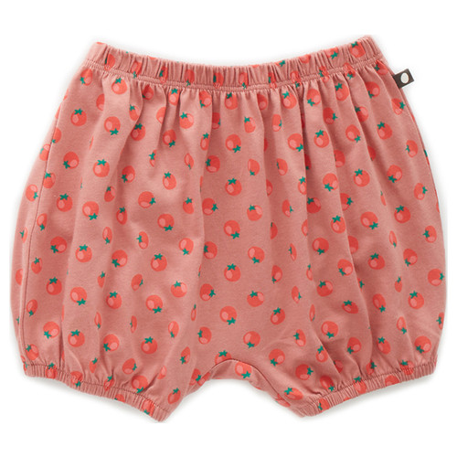 Oeuf Bubble Shorts, Tomato