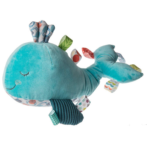 Taggies Whale Soft Toy