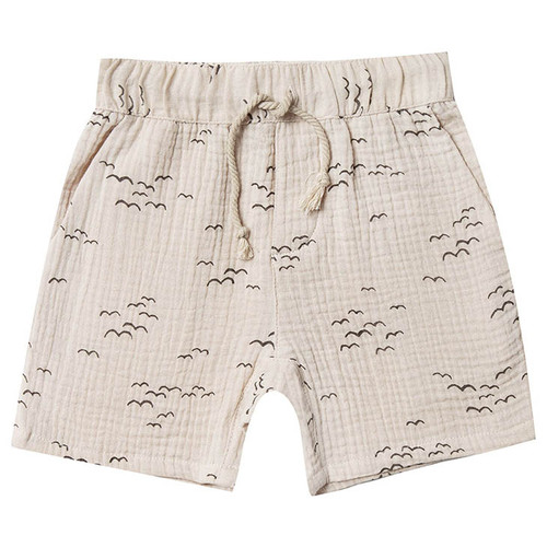 Rylee & Cru Drawstring Short, Flock