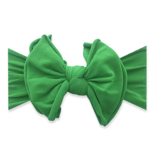 FAB-BOW-LOUS Bow, Kelly Green