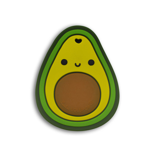 Avocado Single Teether