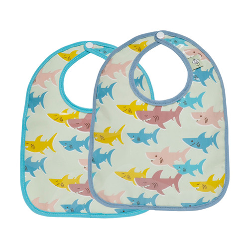 Mini Bib Set, Shark
