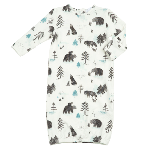 Mama & Cubs Gown