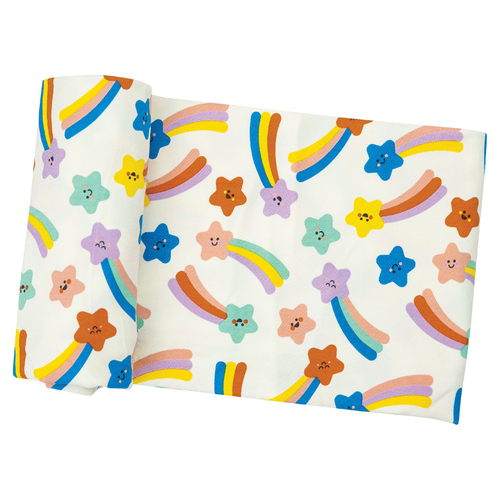 Bamboo Swaddle, Shooting Stars Multi