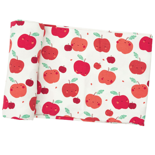 Bamboo Swaddle, Apple Orchard