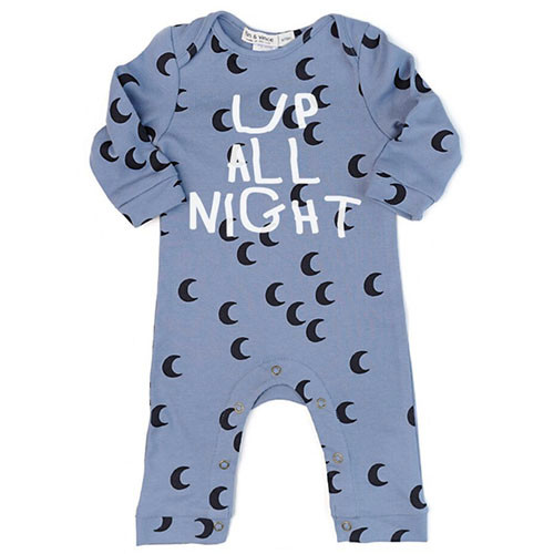 48d16bc78 Fin   Vince Up All Night Romper - Spearmint Ventures