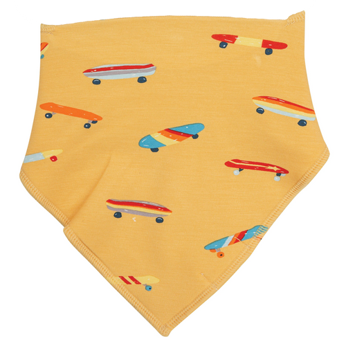 Bandana Bib, Skateboards