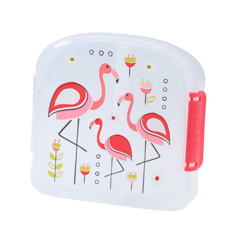 Sandwich Box, Flamingo
