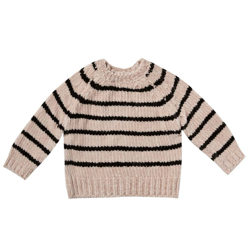 Rylee & Cru Chenille Sweater, Stripes