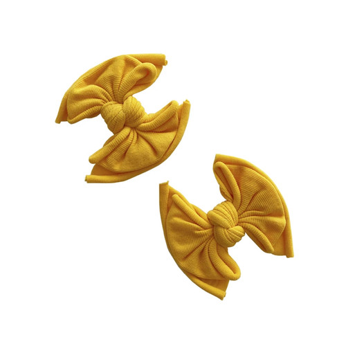 2-Pack Baby FAB Clips, Sunshine