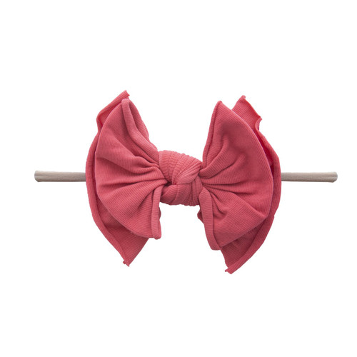 FAB-BOW-LOUS Skinny Bow, Fruit Punch
