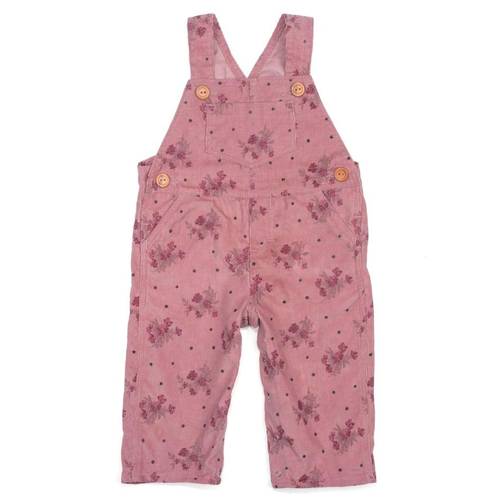 Lillian Overalls, Canyon Rose