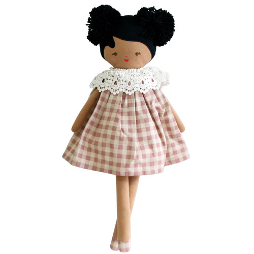 Aggie Doll, Rose Check