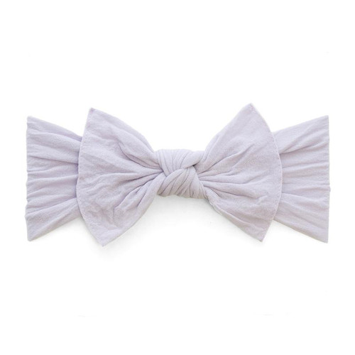 Knot Bow, Light Orchid