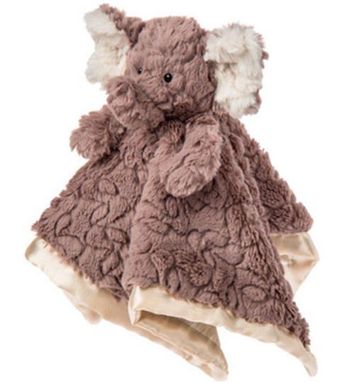 Putty Elephant Security Blanket