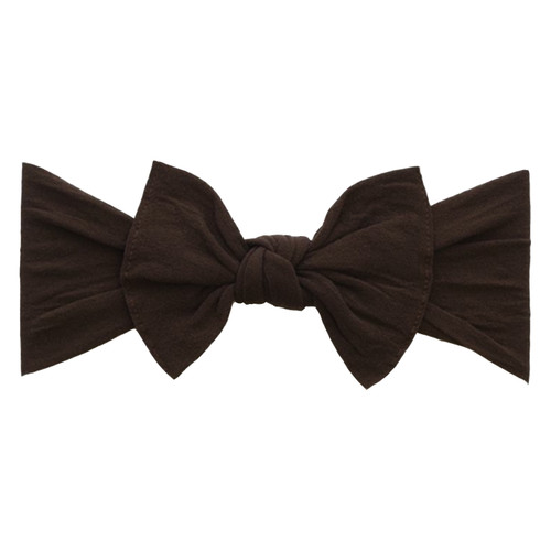 Knot Bow, Brown
