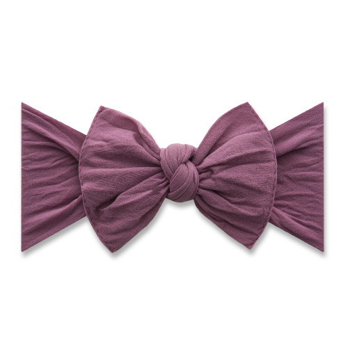 Knot Bow, Lilac
