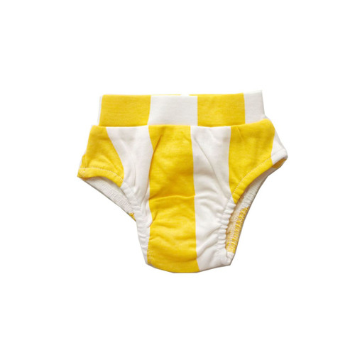 Yellow Stripe Bloomers