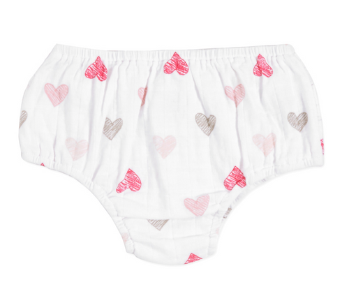 Ruffle Bloomers, Sketch Hearts