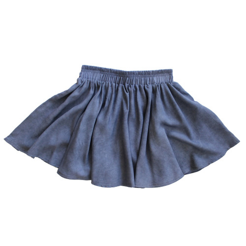 Twirl Skirt, Blue