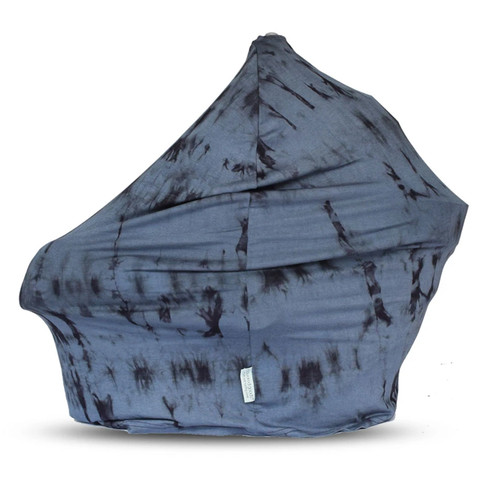 Covered Goods Multi Use Car Seat Cover, Pacific Tie Dye