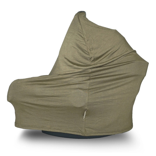 Covered Goods Multi Use Car Seat Cover, Army